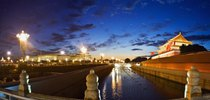 Tor des Himmlischen Friedens, Peking, China