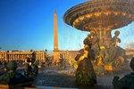Place de la Concorde, Obelisk, Paris, Ile de France, France
