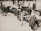 International Trophy Jubilee Race. Brooklands, England. Photographie