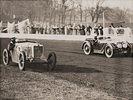 Automobilrennen des Speedway Racing Driver's Club. England. Photographie