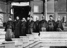 Das provisorische Kabinett Chinas erklärte die Regierung Tschiang-Kai-Tscheks für abgesetzt und sich selbst für allein verantwortlich. China. Photographie