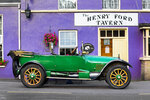 Ford T Touring 1923 vor Henry Ford Tavern