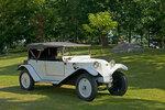 Oldtimer Tatra 11 Cabriolet, Baujahr