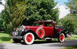1931er Packard Cabriolet