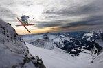 Alpen, Kleinwalsertal, Ski, Freeriding