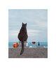 Katze am Meer (2)