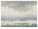 Nebel über dem Bodensee