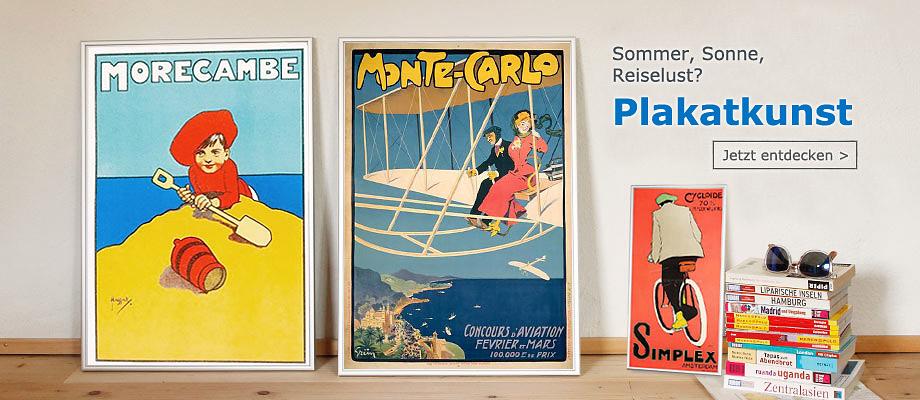 Plakatkunst