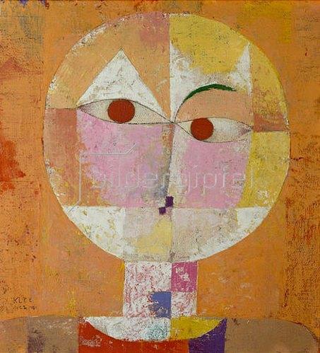 Paul Klee: Senecio. 1922.