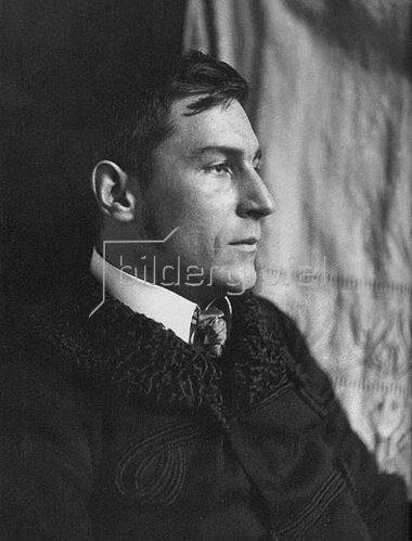 Unbekannter Künstler: Franz Marc. Um 1913