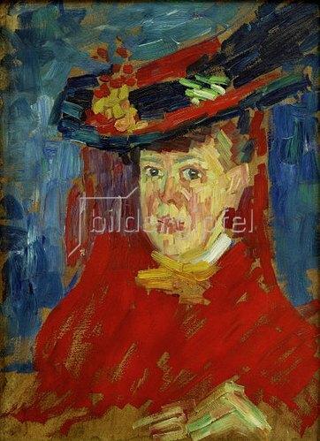 Alexej von Jawlensky: Bildnis Marianne von Werefkin, um 1906