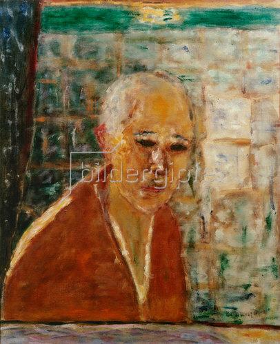 Pierre Bonnard: Selbstbildnis Pierre Bonnard