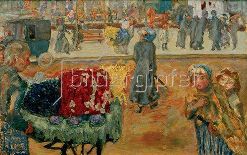 Pierre Bonnard: Abend in Paris