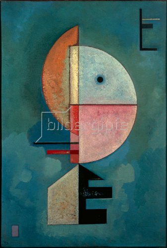 Wassily Kandinsky: Empor, 1929