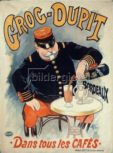 """GROG-DUPIT / Dans tous les CAFÉS"""""""