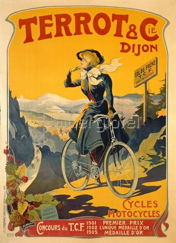 Francisco Tamagno: Terrot-Fahrräder