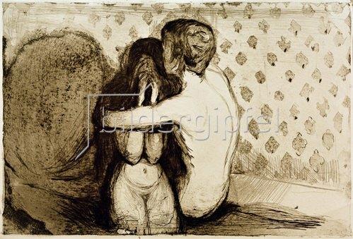 Edvard Munch: Trost, 1894/95