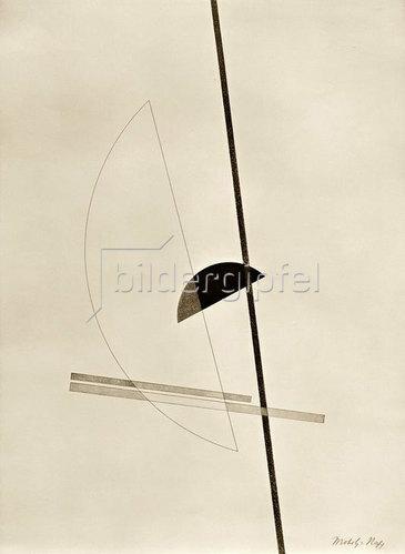 László Moholy-Nagy: Konstruktionen. 6. Kestner-Mappe., 1923