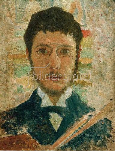 Pierre Bonnard: Selbstporträt