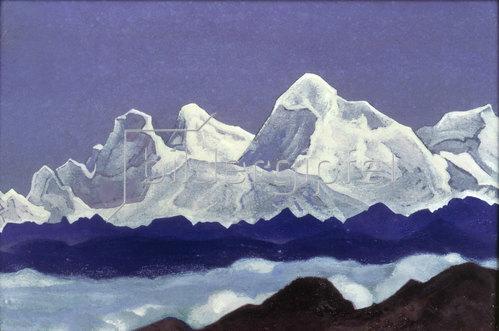 Nikolai Konstantinow Roerich: Der Mount Everest