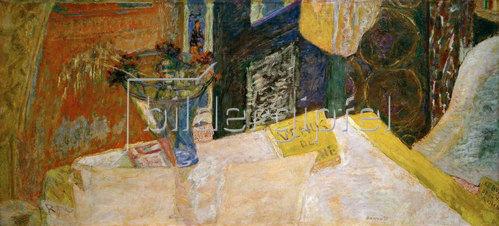 Pierre Bonnard: Stillleben mit Blumenstrauß. Die Venus von Kyrene.