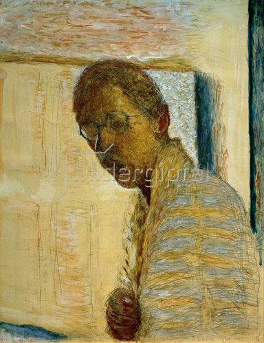 Pierre Bonnard: Selbstporträt 1930