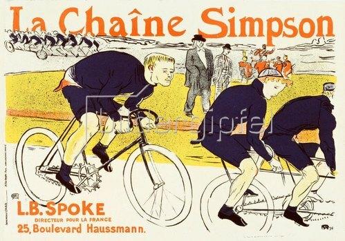 Henri de Toulouse-Lautrec: La Chaîne Simpson