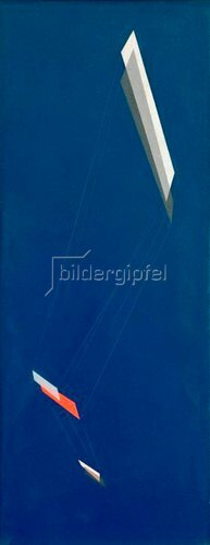 László Moholy-Nagy: TP 1, 1930 und 1942