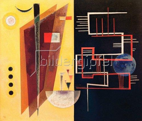 Wassily Kandinsky: Innerer Bund