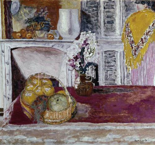 Pierre Bonnard: Die Ecke des Esszimmers