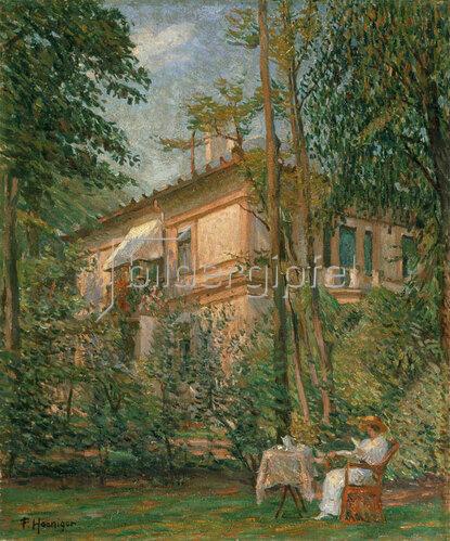 Paul Höniger: Villa Goldschmit