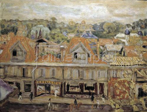 Pierre Bonnard: CALLE DE ARCACHON