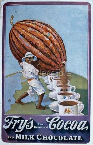 Kakao-Werbung 1906