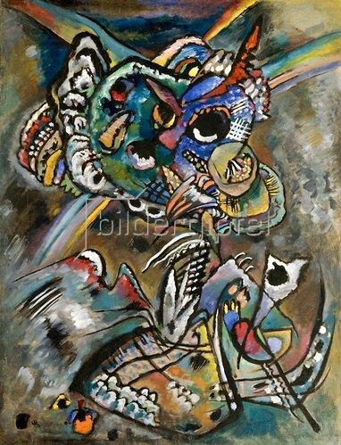 Wassily Kandinsky: Dämmerung, 1917.