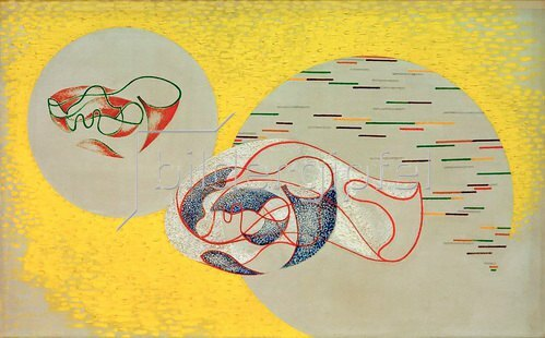 László Moholy-Nagy: Komposition CH B 3, 1941