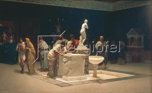 Stepan Wladislawowitsch Bakalowitsch: Im Atrium des Maecenas