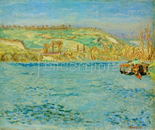 Pierre Bonnard: Die Seine bei Vernonnet