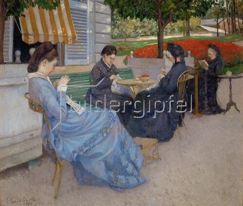 Gustave Caillebotte: Portraits à la campagne