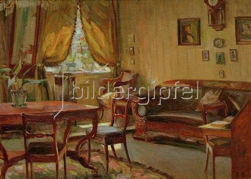 Interior. 1910.