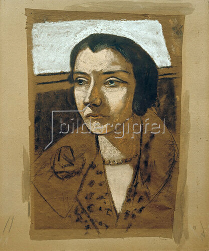 Max Beckmann: Portrait Marie Swarzenski, 1927