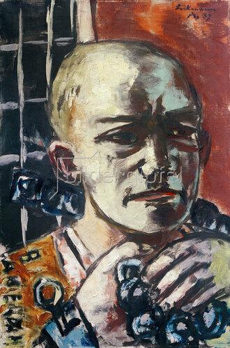 Max Beckmann: Der Befreite, 1937