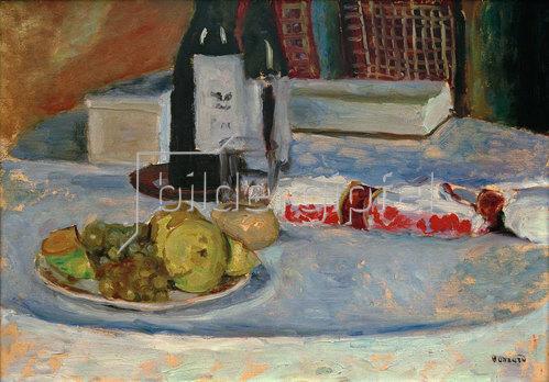 Pierre Bonnard: Die Servietten