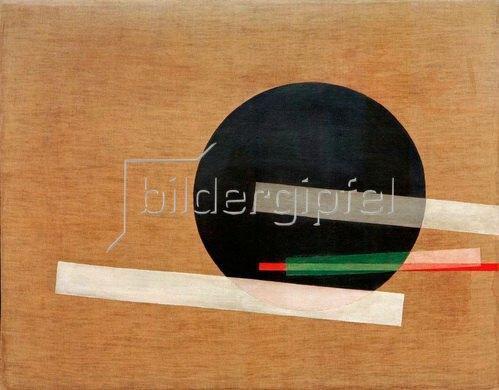 László Moholy-Nagy: Komposition A 17, 1927