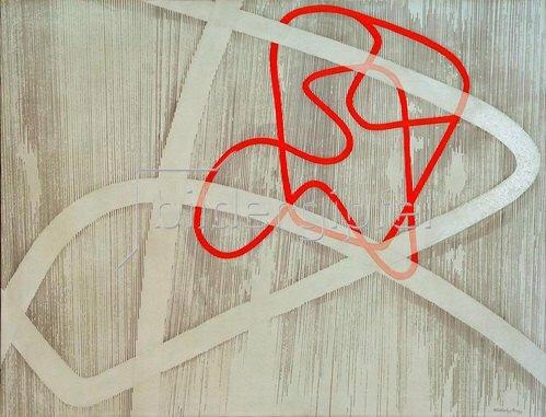 László Moholy-Nagy: Space CH 4, 1938