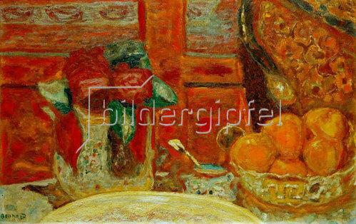 Pierre Bonnard: Stillleben