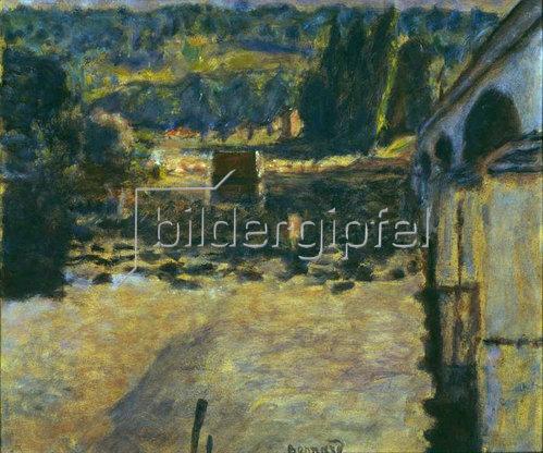 Pierre Bonnard: Die Brücke in Vernon