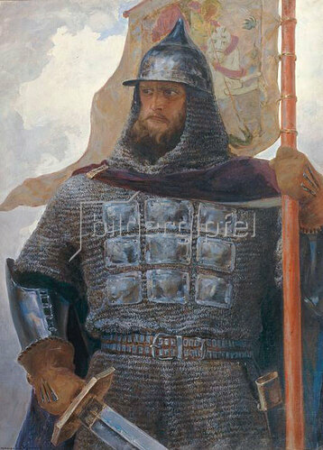 Afanasij Kulikow: Alexander Yaroslavich Nevsky