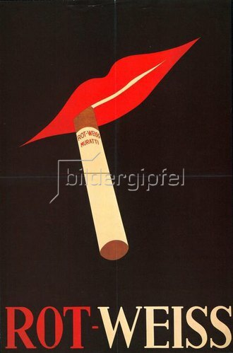 Rot-Weiss Muratti, Tabakwerbung