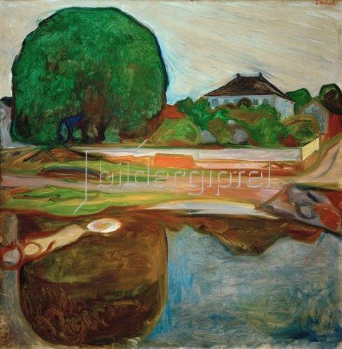 Edvard Munch: Aasgaardstrand