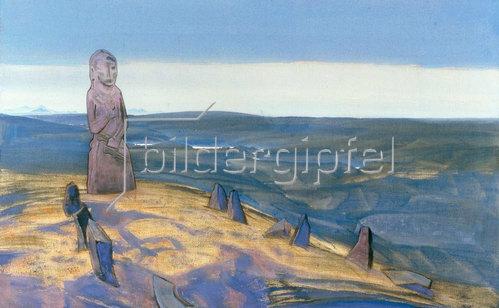 Nikolai Konstantinow Roerich: Der Wächter des Kelches